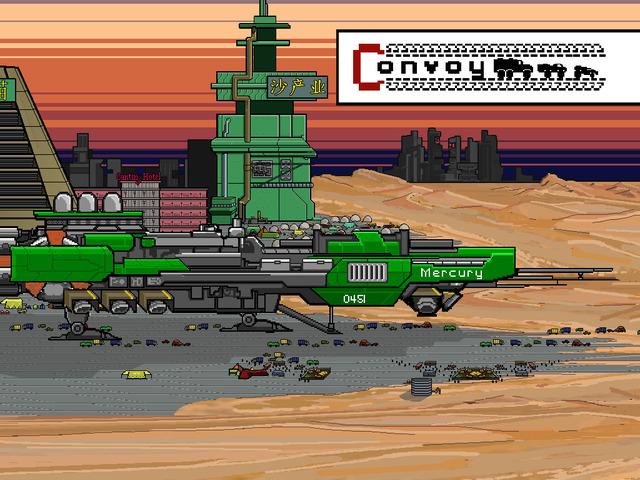 скачать Convoy игра - фото 5