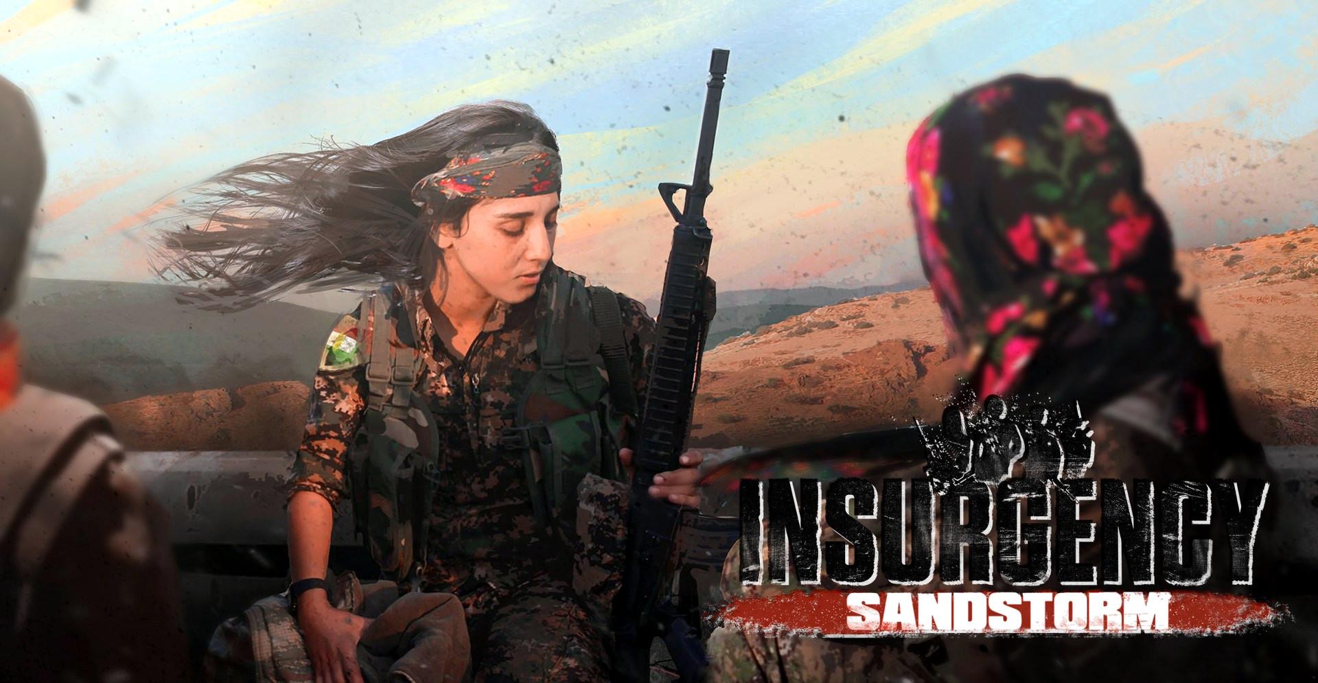 new world interactive on insurgency sandstorm�s