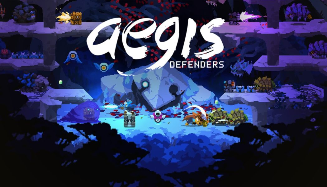 Aegis Defenders' Review: A Gorgeously Frantic Love Letter
